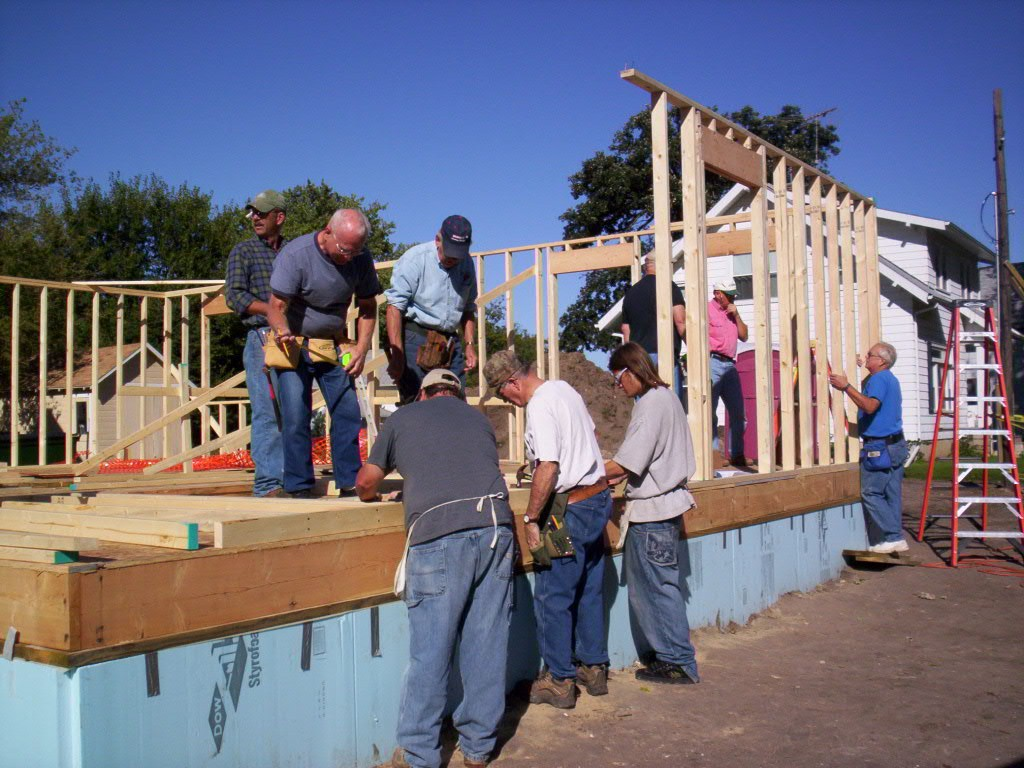 People building a home images for Building a house